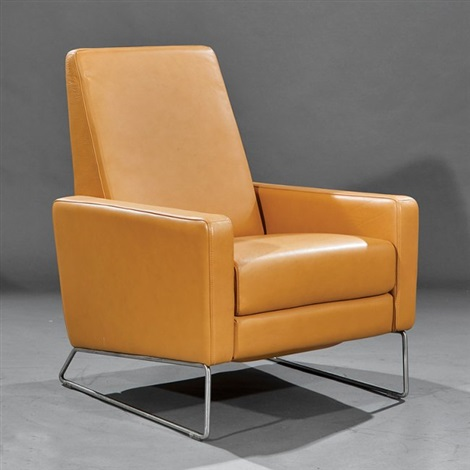 Merveilleux Flight Recliner Lounge Chair By Jeffrey Bernett And Nicholas Dodziuk ...