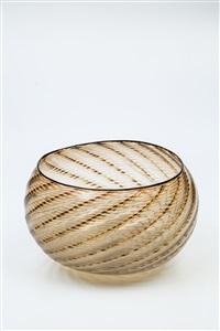 schale (sog. pilchuck basket) by dale chihuly