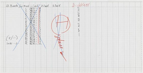 ohne titel 2492591977 another verso by hanne darboven