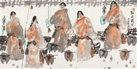 红衣藏女 by ren ran