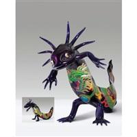 salamander (dragon) by yuki inoue