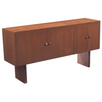 credenza by william lescaze