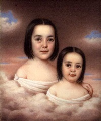 miss mira bouligny and teresa bouligny, daughters of w.bouligny of new orleans by john wood dodge