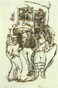 café burma by joachim ragoczy