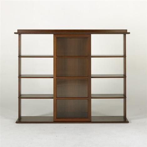 taliesin bookcase by frank lloyd wright
