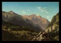 alps by jean francois xavier roffiaen