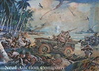 pacific theater battle by james milton sessions