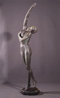nudo femminile by alimondo ciampi