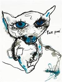 u.t. (fuck punk) by bjarne melgaard