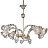 chandelier by artisti barovier