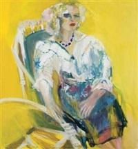 woman by arlene amaler-raviv