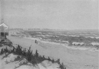 rockaway beach by frederick william billing