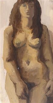 weiblicher akt by martin ziegelmüller