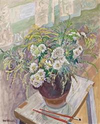 blommor i motljus by axel nilsson