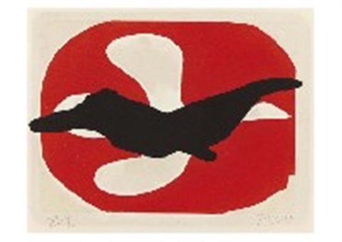 from lordre des oiseaux by georges braque