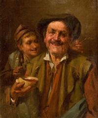 bebedor by josep juncosa