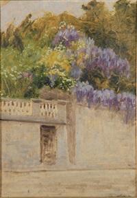 terrazza fiorita by giacomo grosso