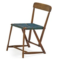 hammer handle chair by wharton h. esherick
