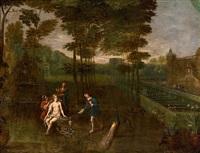 david y betsabé by frans wouters