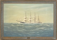 clipper ship great republic by george arnold