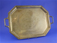 tray by deakin james and sons