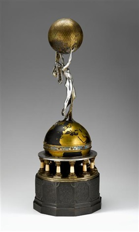 gordon bennett cup for ballooning by theodore heiden