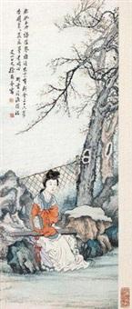 仕女 by xu ju'an