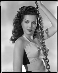 ann miller camera negatives (from time out for rhythm) by virgil apger