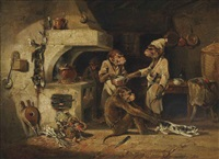 the monkey's kitchen by edmund bristow