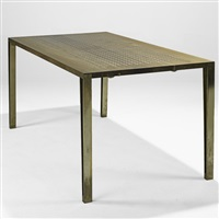 baer dining table by khouri guzman bunce