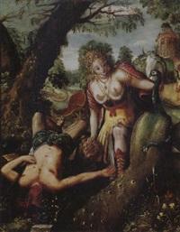 juno und argus by hans ammon