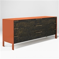johansson six-drawer dresser by khouri guzman bunce