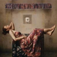 红裙 (red skirt) by luo wenyong