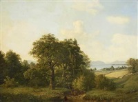 am starnberger see by johann christian ziegler