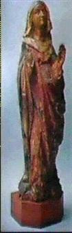 maria der verkundigung by nicolas lerch