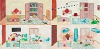 l'armoire by rene bertholo