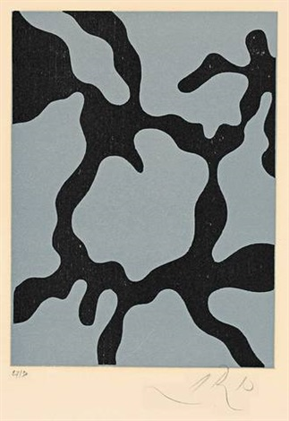 relief ii by hans arp