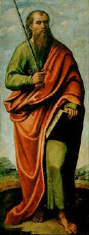 der hl. paulus by marco basaiti
