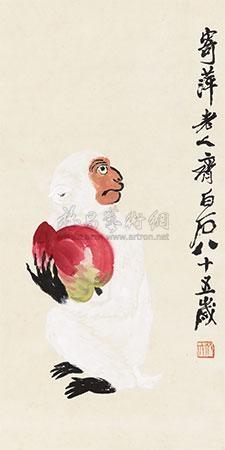 猴桃 by qi baishi