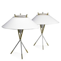 lamps gerald desk by lamp mid modernism bhp ebay a century thurston vintage m