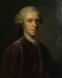 portrait of professor frederik sneedorf by peder als