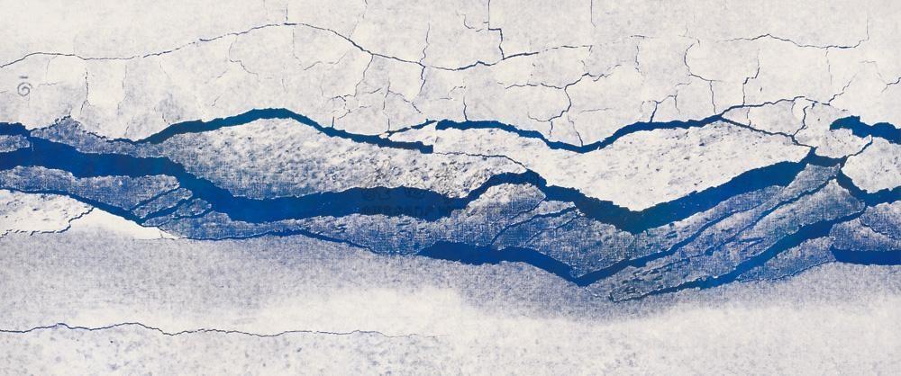 landscape by qiu deshu