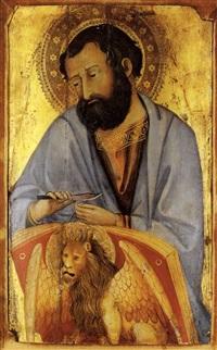 der evangelist markus by andrea di bartolo