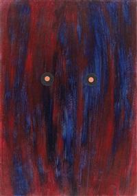 ohne titel (3 works) by heimo zobernig