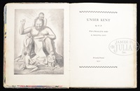 original illustrated copy of the book unser kent (family copy) (bk. w/30 works) by waldo peirce