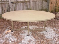 dining table by colvin and hastings