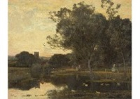 park by sir alfred east