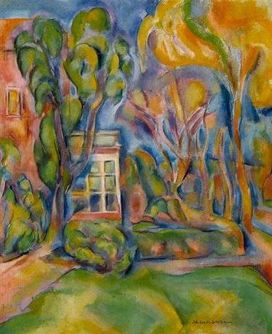 berkeley landscape by john gerrity