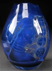 ariel vase by edvin öhrström