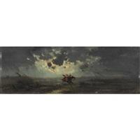cavaliere nella brughiera by a. simonetti